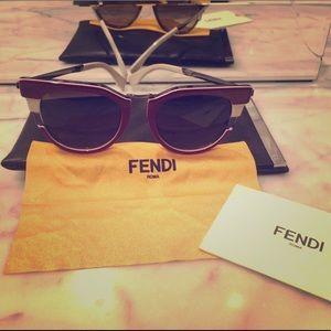 2d67d5511f9dd Fendi Accessories - Fendi Metropolis Sunglasses